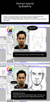 Drawing Mike tutorial by RideFire