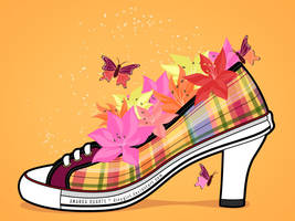 Shoe by DinyGirl