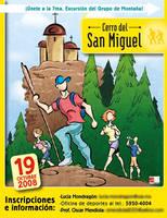 Cerro de san Miguel 2008 by satchmau