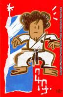 Taekwondoin49 by satchmau