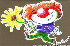 Funny Flower 4U by satchmau