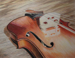 Violin by m-leuty