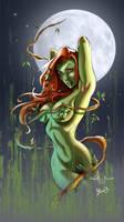 Poison Ivy by Yleniadn86