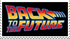 Back to the Future Stamp by Blue-Fox