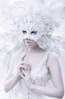 Ice moth by Alex-Blyg