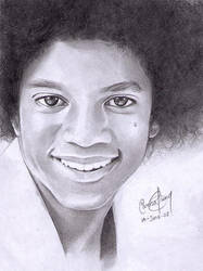 Michael Jackson - Beautiful by CarinaT