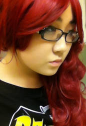 New red wig^^ by PsychoticLaughter