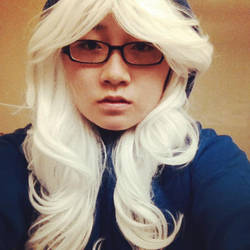 Fem. Jack Frost cosplay WIP by PsychoticLaughter
