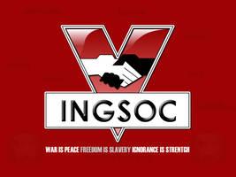 ingsoc by supergordito