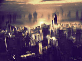 City of Angels by BRola