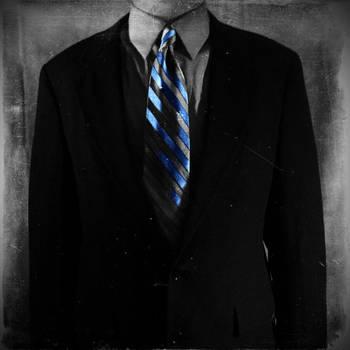 Blue Tie by Markhal