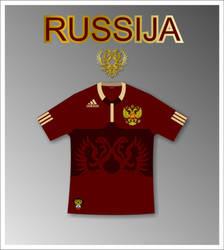 De Maar Russija by Markhal