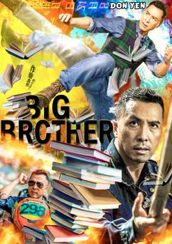Big Brother Nixver342 by kipinreal
