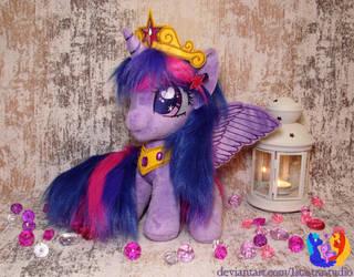 Princess Twilight Sparkle by 1stAstraStudio