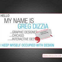 www.gregdizzia.com by dizzia