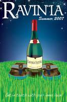 Ravinia Contest Poster by dizzia