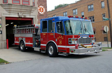 Gary Indiana fire truck by JDAWG9806