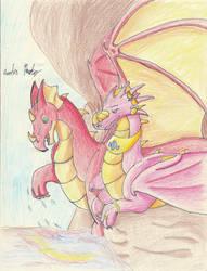 Art Trade -- Charciko and Kikoli by RisendeCabre