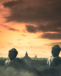 No 1: Buddha Series by withmacky