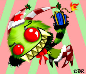 Christmas Spirit by DDRshaman38