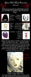 SH Nurse Mask Tutorial by DDRshaman38