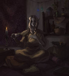 Morrowind..new home by Selann