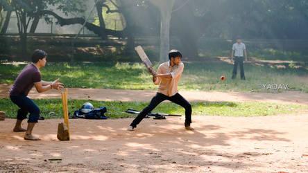 Everyday Cricketers by YadavThyagaraj
