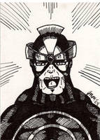 Havok Sketch Card by jamsketchbook