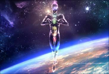 The Awakening of Homo Universalis by Kaoyux