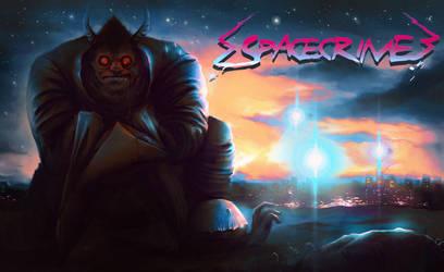 SpaceCrime by loginatu