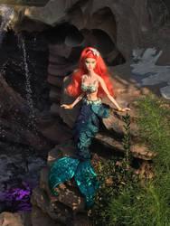 GlamourOZ Dolls Elizabet Bizelle, cosplay as Ariel by Jozef-Szekeres