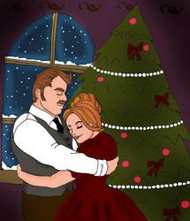 Merry Christmas Mrs. Watson by HighwindDesign