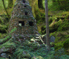 Fairy House by mysticmorning