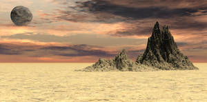Premade Backgrounds sand3 by mysticmorning