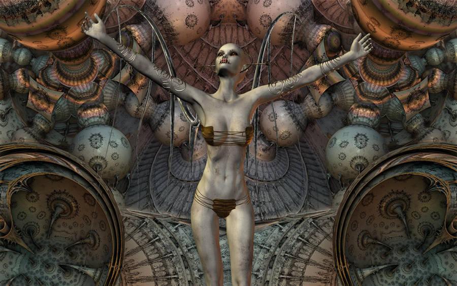 Worship by mysticmorning