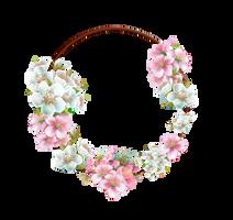 Flower Frame by mysticmorning