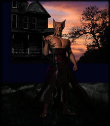 The devils house by mysticmorning