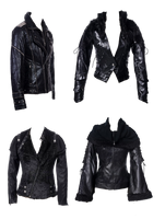 PaperDoll Jackets by mysticmorning