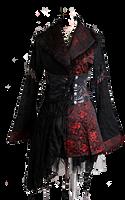 PaperDoll Dress by mysticmorning