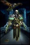 Dark Shadows by mysticmorning