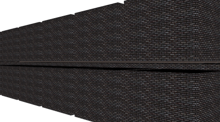 Brick wall 1 by mysticmorning