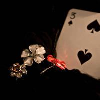 Week three: Three of spades by nessanumen