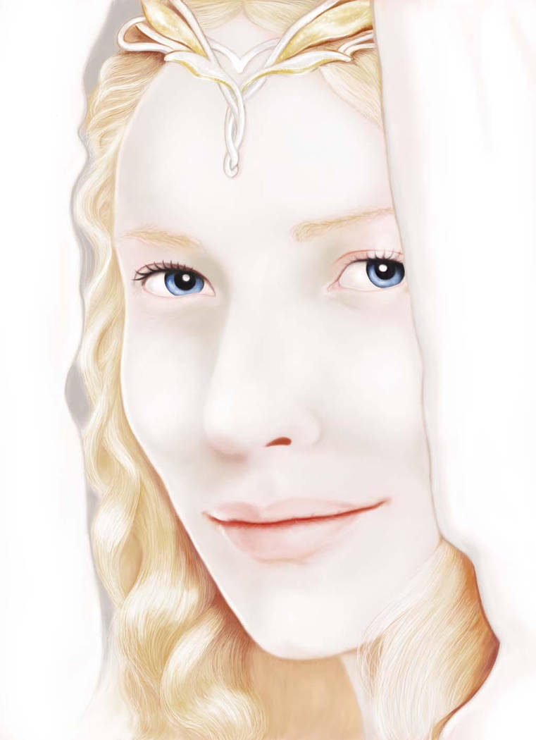 Kate Galadriel by nessanumen