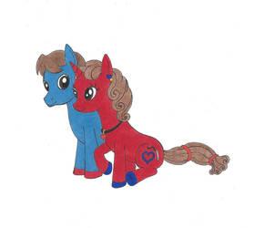 Pony Love by kiinastar