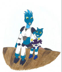 Bionicle Mother's Day by kiinastar