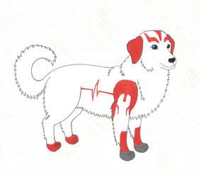 Dogverse Ratchet by kiinastar