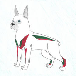 Dogverse Wheeljack by kiinastar