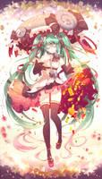 Candy girl by Nanatsuki-Jinko