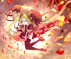 Camdy girl(2) by Nanatsuki-Jinko