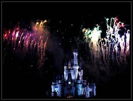 Disney World by ki55-me